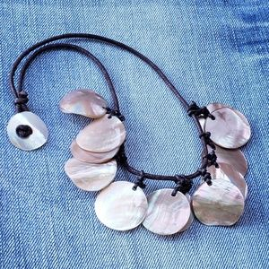 Jewelry - Abalone Shell Necklace